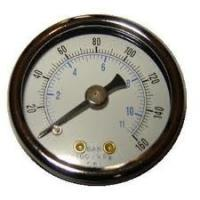 China Air Compressor digital Pressure Gauges, Liquid Filled Pressure Gauge on sale