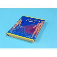 Quality Thickness Hardcover Book Printing Services with 1088 Pages Sewing Binding A4 Size wholesale