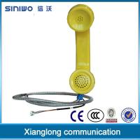 Quality best price new arrival handset for caller id telephone wholesale