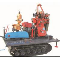 Cheap GXYL-1 skid mounted Crawler Exploration Engineering Prospecting Drilling Rig for sale