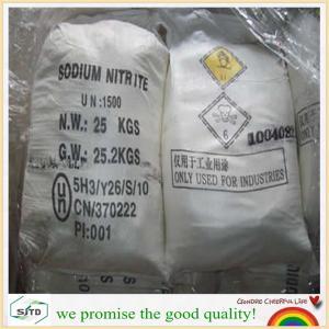 Quality Sodium Nitrate Manufacturers Sodium Nitrate 99.3% 7631-99-4 wholesale