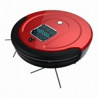 China Intelligent Robot Vacuum Cleaner with Powerful Suction, Lower Noise and Remote Control on sale
