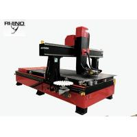 Quality Industrial CNC Router Table 18 Degrees Tilting ATC Spindle Type For Wood / Foam Mold wholesale