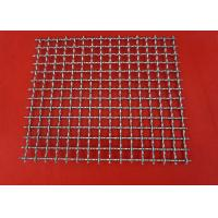 Quality 10 Gage Barbecue Crimped Wire Mesh Heavy Duty Commercial Structure Firm wholesale