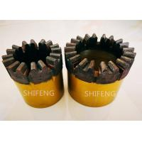 Quality Diamond core drill bit for hardest rock:  HRC 5 geological drilling impregnated wholesale