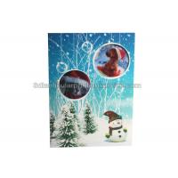 Quality Lenticular Custom 3d Stickers With Offset Printing For Greeting Card wholesale