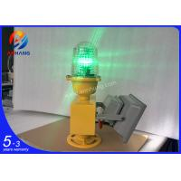 Quality AH-HP/E green led heliport lighting , Helipad elevate perimeter lights wholesale