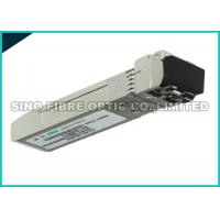 Quality LC Multimode Fiber Optic Transceiver Cisco 10GBASE-SR SFP+ Module 300 Meters wholesale