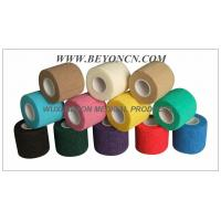 Quality Cohesive Bandage, High tensile Colored Elastic Non - Woven Hand Tearable wholesale