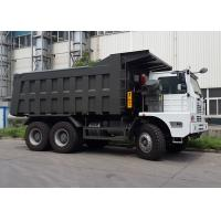 Buy cheap SINOTRUCK HOWO Mining Dump Truck ZZ5707V3840CJ D12.42T2(Euro II) Horsepower 420Hp from wholesalers