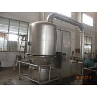 China High Efficiency Granulating Line vibratory fluid bed dryer no dead corner 316L material on sale