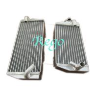 Quality Water cooling motorcycle/dirt bike aluminum radiator for SUZUKI RMZ450 2006 wholesale