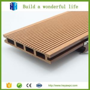 Quality HEYA non-slip wpc decking wood plastic composite fence panels wholesale