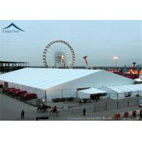 Quality Fabric Shade Canopy Wedding Reception Tent Customized Color UV - Resistant wholesale