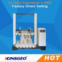 Cheap 500kg Single Phase 200-240V, 50~60HZ Automatic Box Compression Strength Tester OEM / ODM Available for sale