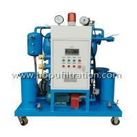 China Vacuum Insulation Oil Filtration Machine for Series ZY on sale