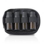 Quality Nylon Essential Oil Storage Case 2 Bag Set With 4 Bottle Keychain Case wholesale