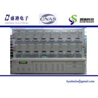 Quality 12-16 Positions Single Phase Prepaid Digital KWH Meter Test Bench 1mA~120A Current,0.05% Accuracy Class wholesale