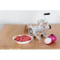 Cheap Heavy Duty Hand Meat Mincer And Sausage Maker With Powerful Fixed Base for sale