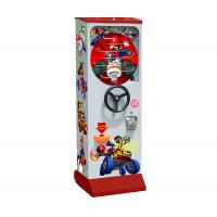 Quality Durable Children'S Toy Vending Machines All Metal Drop Thru Coin Mechanism wholesale