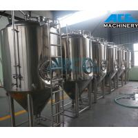 Quality Sanitary Glycol Jacketed Fermentation Tank (ACE-FJG-A1) wholesale