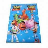 Quality 3D Lenticular Poster, Wonderful 3D Depth Designs, Color More Fresh and Vibrant wholesale