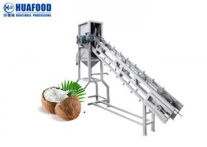 China Factory Direct Green Coconut Halving Machine Fruit Pulp Extractor Machines Juice Extraction on sale