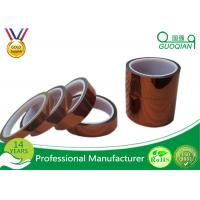 Quality PET Mara PVC Electrical Tape Shrink / Blister Card Packing For Masking wholesale