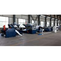 China GI / PPGI / PPGL Automatic Metal Sheet Cutting Machine Steel Coil Slitting Line on sale