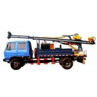 Cheap Full Hydraulic Driving Drilling Equipment SDC-2A Used For Diamond Bit Drilling Mobile Drilling Rigs for sale