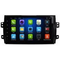 Quality Ouchuangbo car radio gps navigation for Suzuki SX4 with BT USB SWC wifi music reverse camera android 8.1 system wholesale