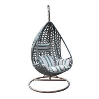Quality Weight Capacity 200kg Elegant Finished Hanging Swing Chair wholesale