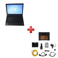 Quality Super BMW ICOM A2 BMW Diagnostic Tools With  2018.7V HDD Plus Lenovo T410 Laptop Support Multi Languages wholesale