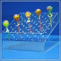Fashionable Acrylic Lollipop Display Stand for sale