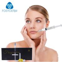 Quality Non Surgical 2ml Hyaluronic Acid Dermal Filler , Skin Care Face Filler Injections wholesale