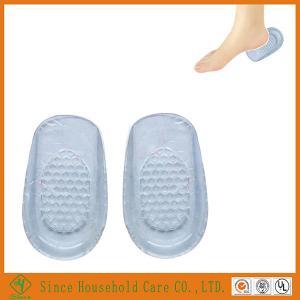China Gel Heel Cup/Silicone Heel Pads/Gel Heel Insoles on sale