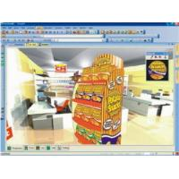 China Easy Editing Packaging Design Software , Cardboard Box Design Software on sale
