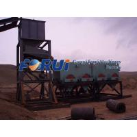 Quality alluvial gold mineral gravity extraction jig plant wholesale