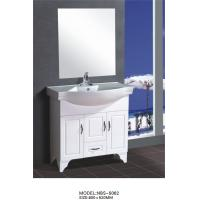 Quality 80 X48X85/cm PVC bathroom cabinet / bathroom vanity / with mirror for bathroom wholesale