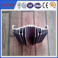 China heat sink aluminium profile for industry, china aluminum heat sink for light housing on sale