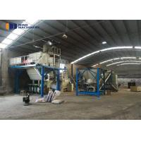 China Tile Adhesive Making Machine 80 - 150 KW Power For Sand Cement Additives on sale