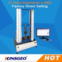 Quality High Accuracy Tensile Strength Testing Machine OEM / ODM Available wholesale