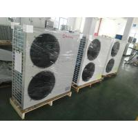 Quality Wall Mounted 5 Ton Hydronic Heat Pump Galvanized Steel Sheet With LCD Finger Touch Display wholesale