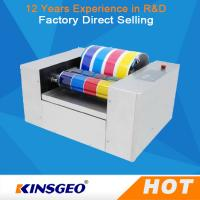Quality 220v 50/60Hz Automatic Printing Ink Proofer Easy Maintenance with Size 525*430*280mm wholesale