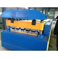 Quality Galvanized Corrugated roll forming machine / Double Layer Roll Forming Machine wholesale