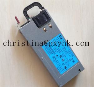 China Hot Plug Psu Power Supply 636673-B21 639173-001 HP 750W Common Slot 48VDC on sale