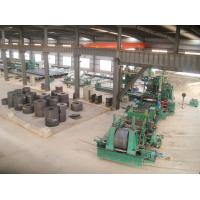 Quality Straight Seam Welded Pipe Production Line Tube Making Line High Speed wholesale
