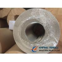Quality Durable Stainless Steel Woven Wire Mesh, Reversed Dutch Twilled WeaveTypes wholesale