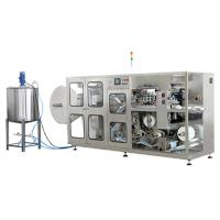 China High speed automatic multi pieces wet wipes making machine on sale