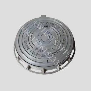 Quality good quality Manufacturer Sand Casting Ductile Cast Iron Manhole Cover wholesale